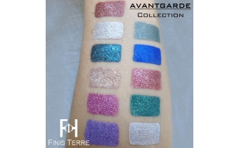 Avantgarde Collection, swatches