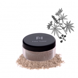 SILKY DUST MINERAL FOUNDATION  2,5N OVER LIGHT NEUTRAL