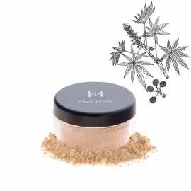 SILKY DUST MINERAL FOUNDATION 2,5W OVER LIGHT GOLDEN
