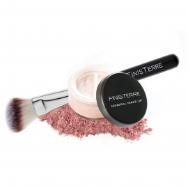 SET: MINERAL BLUSH AND ANGLED BLUSH BRUSH
