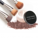 SET: MINERAL BONZER AND FACE BRUSHES MINI SET
