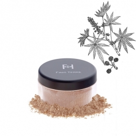 SILKY DUST MINERAL FOUNDATION 2,5P  OVER LIGHT PEACH