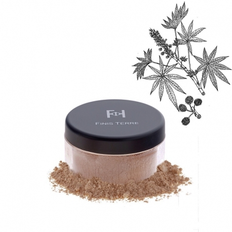 SILKY DUST MINERAL FOUNDATION 3P MEDIUM PEACH