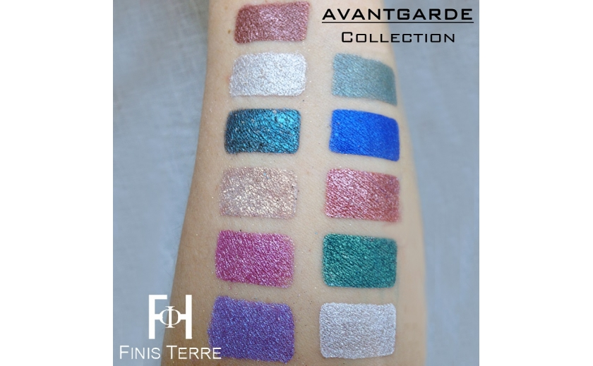 Avantgarde Collection, gli swatches